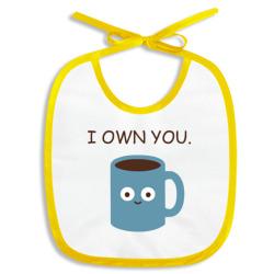 Говорящая кружка кофе
