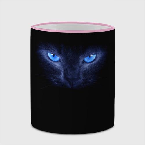 Кружка с полной запечаткой  Фото 03, Кошка с голубыми глазами