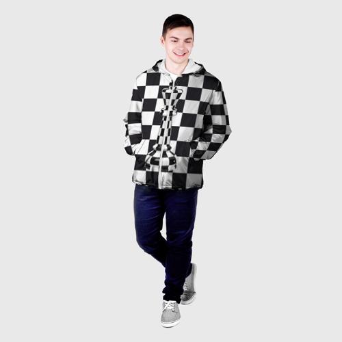 Мужская куртка 3D  Фото 03, Ферзь
