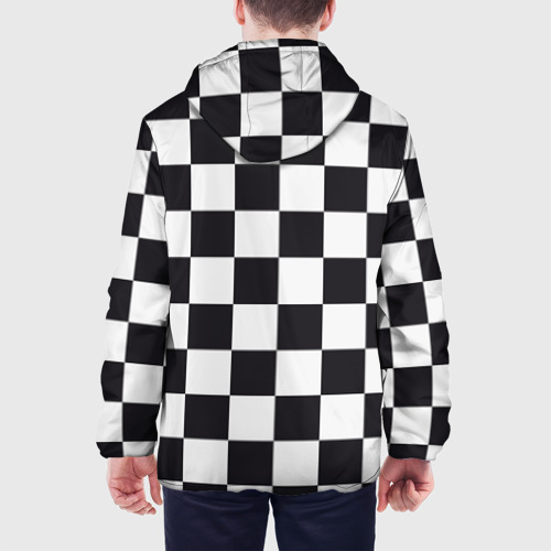 Мужская куртка 3D  Фото 05, Ферзь