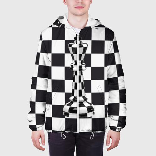 Мужская куртка 3D  Фото 04, Ферзь