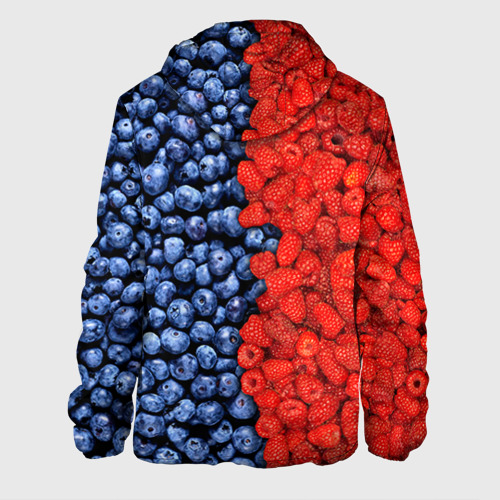 Мужская куртка 3D  Фото 02, Ягодка