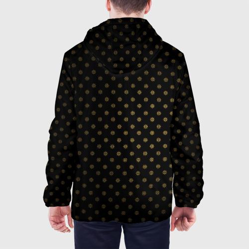 Мужская куртка 3D  Фото 05, Узоры