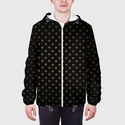 Мужская куртка 3D  Фото 04, Узоры