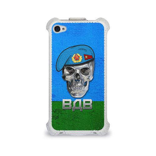 Чехол для Apple iPhone 4/4S flip  Фото 01, ВДВ