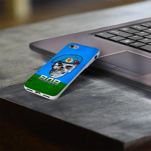 Чехол для Apple iPhone 8 силиконовый глянцевый  Фото 03, ВДВ