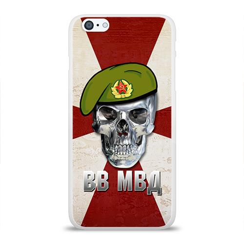 Чехол для Apple iPhone 6Plus/6SPlus силиконовый глянцевый  Фото 01, ВВ МВД