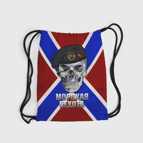 Рюкзак-мешок 3D  Фото 04, Морская пехота