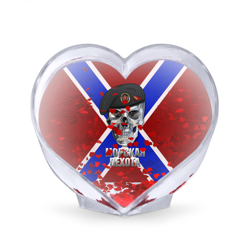 Сувенир Сердце  Фото 02, Морская пехота
