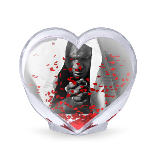 Сувенир Сердце  Фото 02, Майк Тайсон