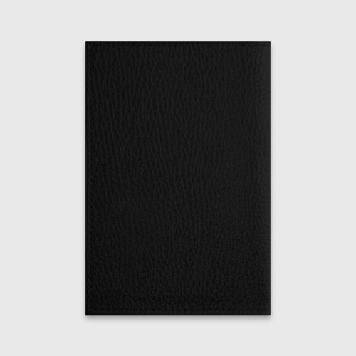 Обложка для паспорта матовая кожа  Фото 02, Майк Тайсон