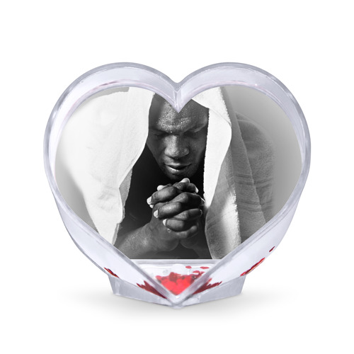 Сувенир Сердце  Фото 01, Майк Тайсон