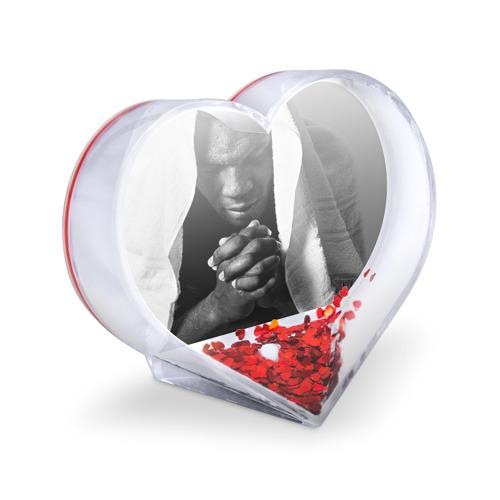 Сувенир Сердце  Фото 03, Майк Тайсон