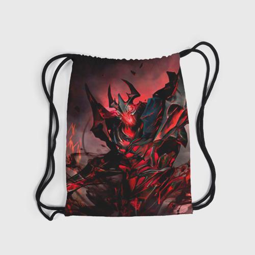 Рюкзак-мешок 3D Shadow Fiend Фото 01