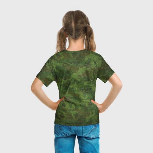 Детская футболка 3D  Фото 04, Армия России