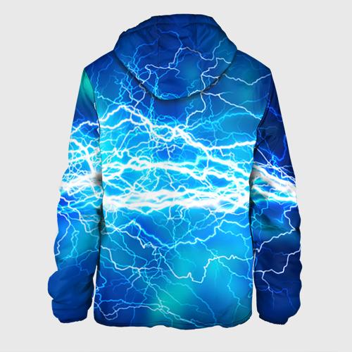 Мужская куртка 3D  Фото 02, Молния