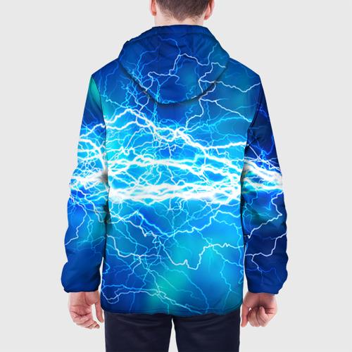 Мужская куртка 3D  Фото 05, Молния