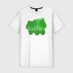 Зеленый Покемон бульбазавр