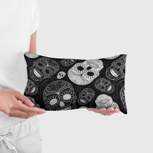 Подушка 3D антистресс  Фото 03, Черепа