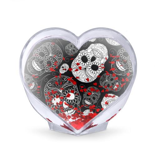 Сувенир Сердце  Фото 02, Черепа