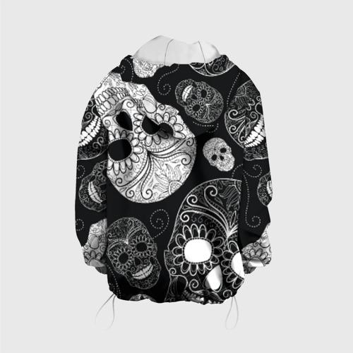 Детская куртка 3D  Фото 02, Черепа