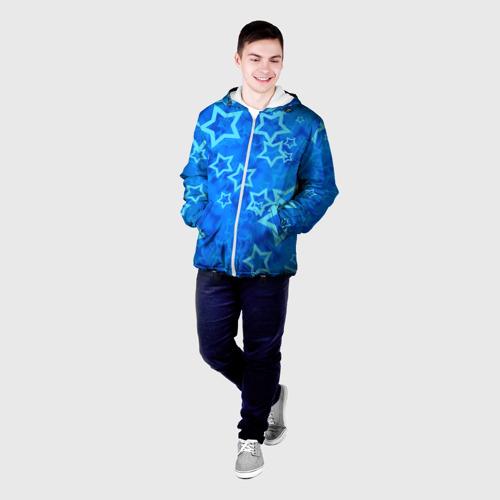 Мужская куртка 3D  Фото 03, Звезды