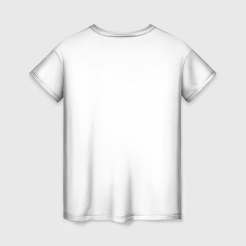 Женская футболка 3D Тигр Фото 01
