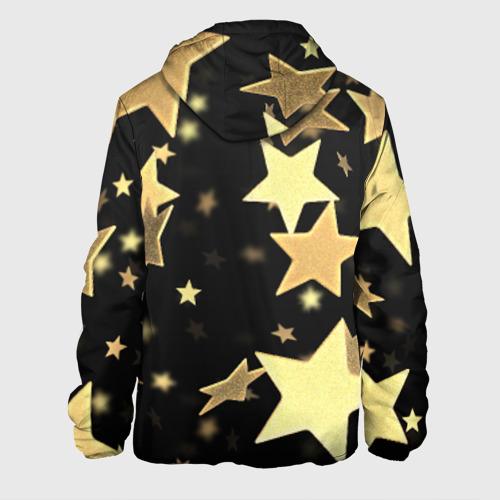 Мужская куртка 3D  Фото 02, Золотые звезды