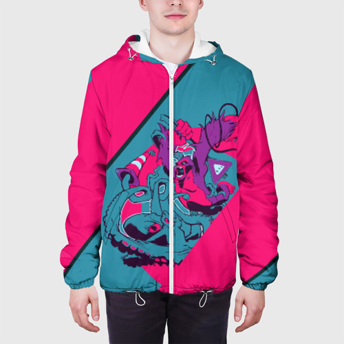 Мужская куртка 3D  Фото 04, King Kong
