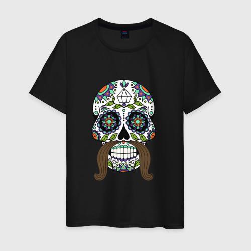 Мексиканский череп для него