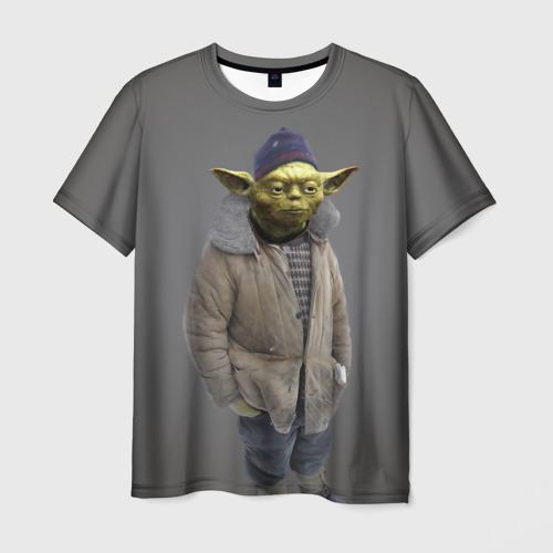 Мужская футболка 3D Welcome to Russia