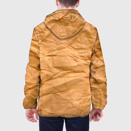 Мужская куртка 3D  Фото 05, ЯПлакалъ