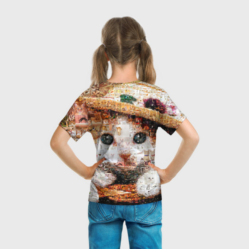 Детская футболка 3D  Фото 04, ЯПлакалъ