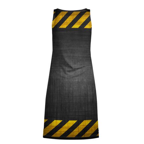 Платье-майка 3D  Фото 02, Дорожные работы