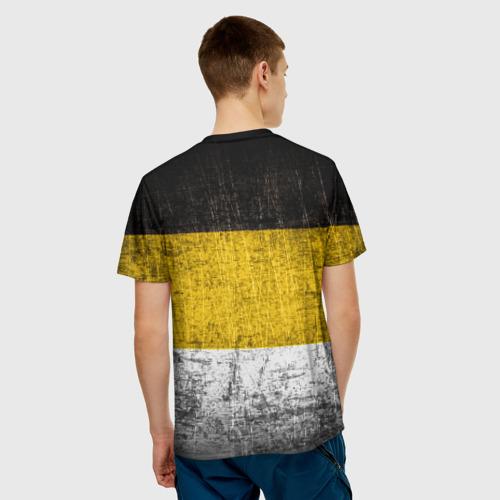 Мужская футболка 3D Имперский флаг Фото 01