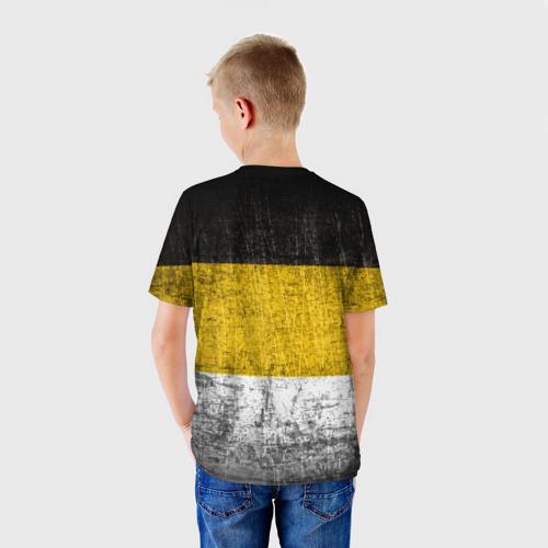 Детская футболка 3D  Фото 02, Имперский флаг