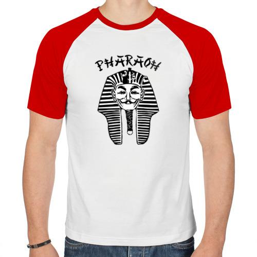 Мужская футболка реглан  Фото 01, Pharaoh