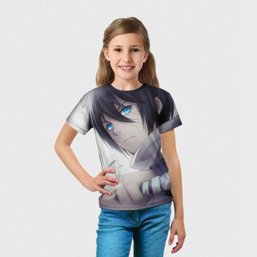 Детская футболка 3D Бездомный бог Фото 01