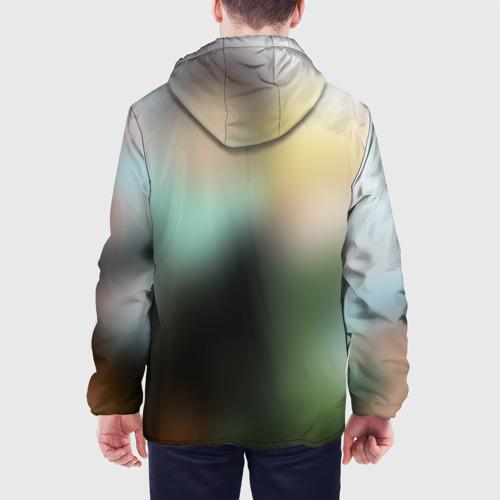 Мужская куртка 3D  Фото 05, Бездомный бог