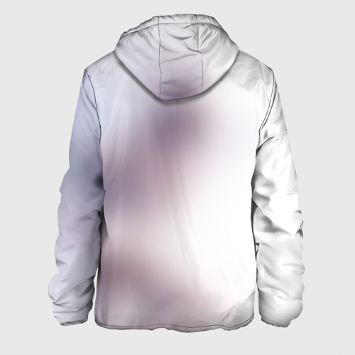 Мужская куртка 3D  Фото 02, Бездомный бог