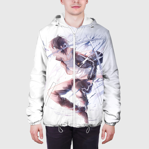 Мужская куртка 3D  Фото 04, Бездомный бог