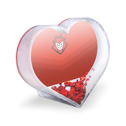 Сувенир Сердце  Фото 03, G2 eSports
