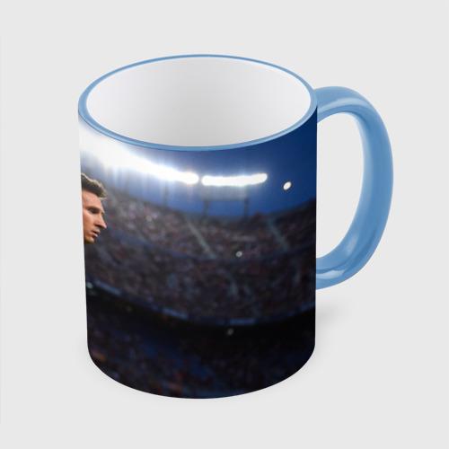 Кружка с полной запечаткой  Фото 01, Messi