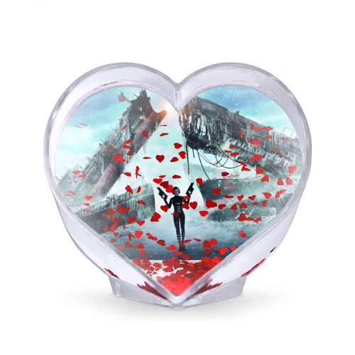 Сувенир Сердце  Фото 02, Обитель зла