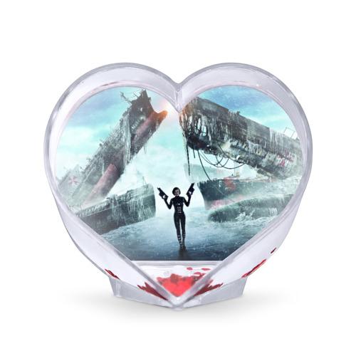 Сувенир Сердце  Фото 01, Обитель зла