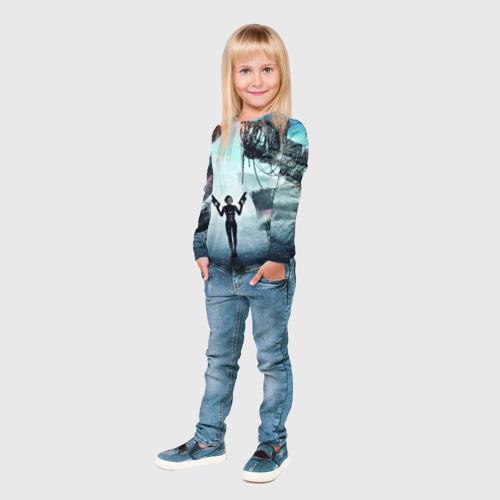 Детский лонгслив 3D  Фото 04, Обитель зла