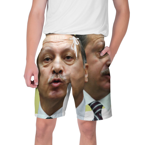 Мужские шорты 3D Эрдоганы