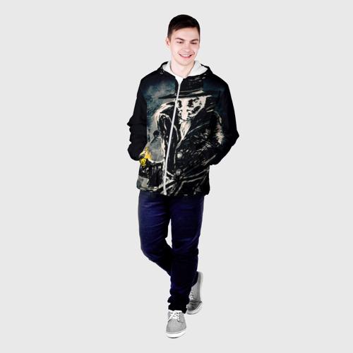 Мужская куртка 3D  Фото 03, Хранители