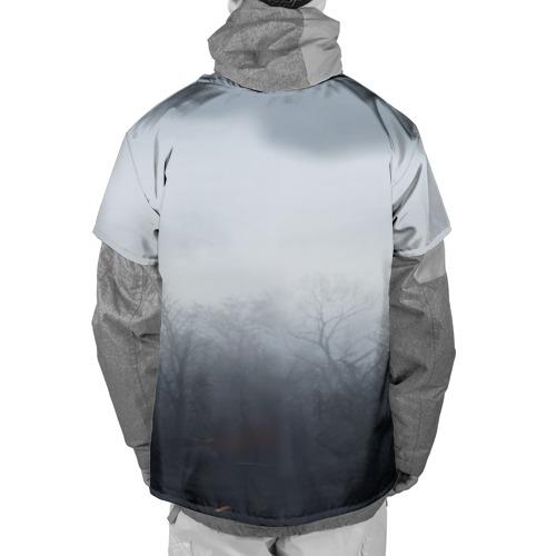 Накидка на куртку 3D  Фото 02, Ведьмак Геральт