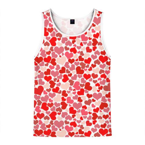 Сердца, любовь, орнамент, праз
